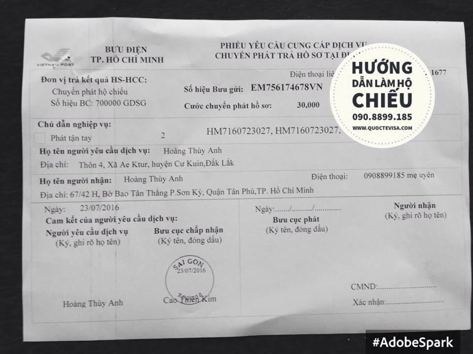 Hướng dẫn thủ tục làm visa trẻ em